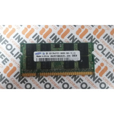 Samsung SO-DIMM PC2-5300S-5-5-5-1024MB