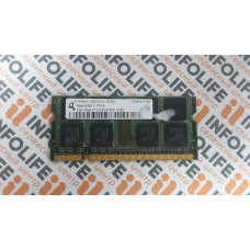 Qimonda SO-DIMM PC2-5300S-5-5-5-1024MB