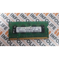 Samsung SO-DIMM PC2-6400S-6-6-6-1024MB