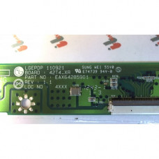 EAX64285901 XR BUFFER BOARD для телевизора LG 42PM4700