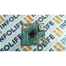 Кнопка 715G6316-K01-000-004I TV Philips 42PFT5609/60