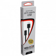 Кабель USB - Lightning WALKER C520