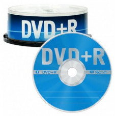 Диск DVD+R DATA STANDARD 4,7 Gb 16x