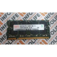 Hynix SO-DIMM PC2-6400-666-12-2048MB