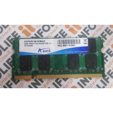 ADATA SO-DIMM PC2-6400-5-5-5-2048MB