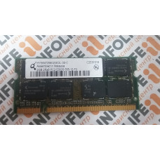 Qimonda SO-DIMM PC2-5300S-5-5-5-2048MB